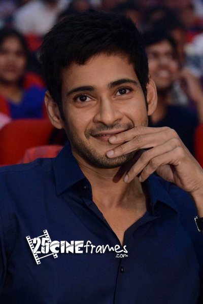 Mahesh Babu is Special Guest for Infosys
