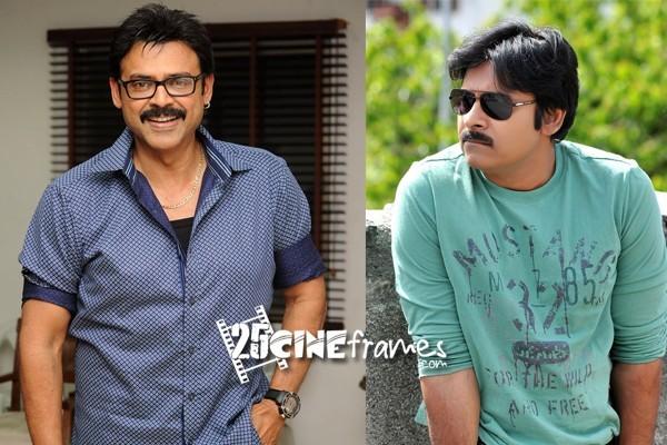New Title for Venkatesh – Pawan Kalyan film