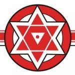 Pawan Kalyan's flag design Explained Shatchakra1
