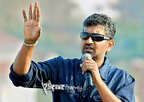 Rajamouli about his new project
