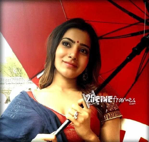 Samantha Jr NTR's Rabhasa Movie First Look