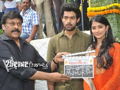 Varun Tej, Pooja Hegde first schedule details