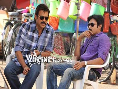 Venkatesh Pawan Kalyan new film title Confirmed