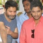 Allu Arjun Trivikram Srinivas New Film Launch Photos