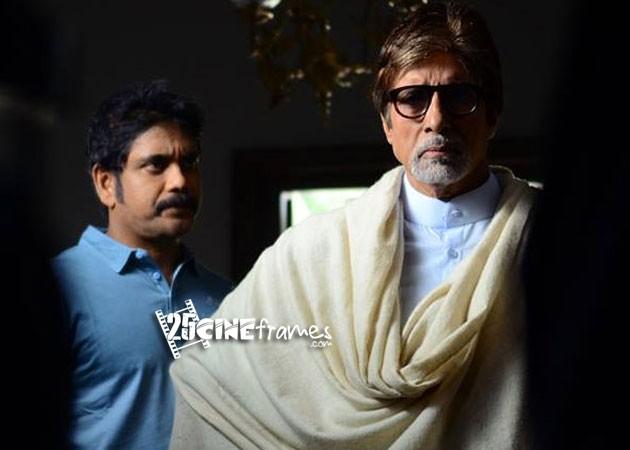 Amitabh Bachchan in Manam