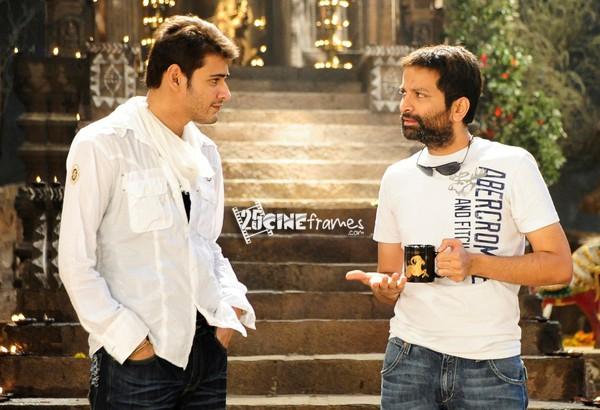 Mahesh Babu Trivikram 3rd movie details