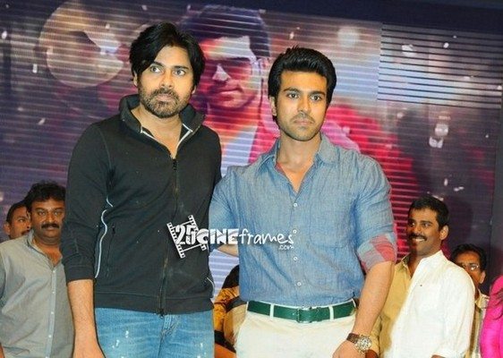 Pawan Kalyan's song remix in Ram Charan's film