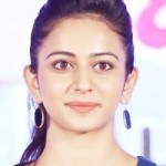 Rakul Preet Singh Latest Spicy Stills in Blue Dress