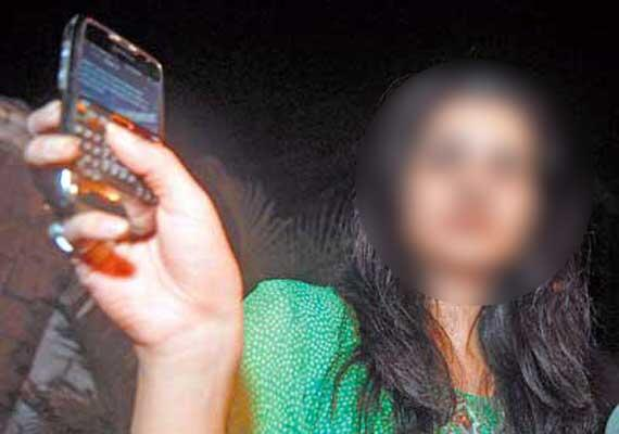 Actress stripped Photographed and Blackmailed