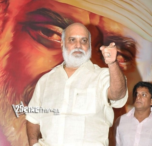 Director Raghavendra Rao to host a talk show