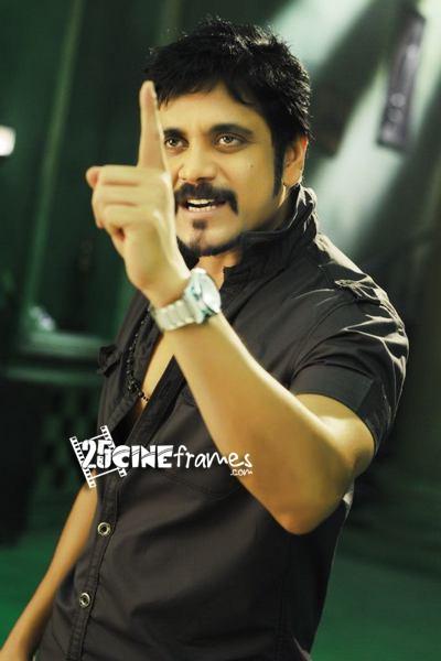 Film industry won't move away from Hyderabad says Nagarjuna