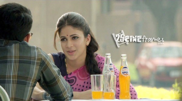 Lavanya Tripathi's cameo in Akkineni's Manam
