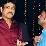 Stars At Manam Sangeetham Movie Celebrations Photos