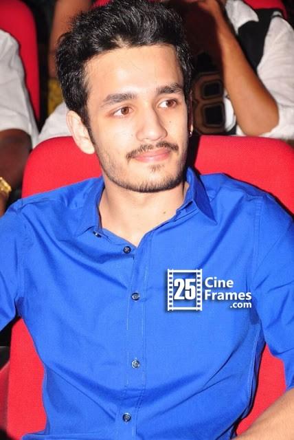 Akhil Akkineni debut movie details