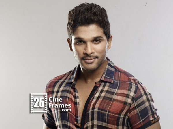 Allu Arjun Becomes First South Indian Actor to Receive 50 Lakh Likes on Facebook
