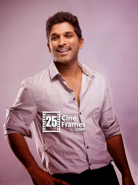 Allu Arjun Trivikram Srinivas new film titled Kavacham.