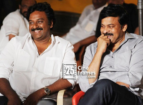 Chiranjeevi offers Rs 1 Crore to writer of 150th Film