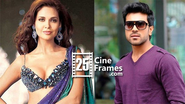 I am a big fan of Ram Charan Esha Gupta