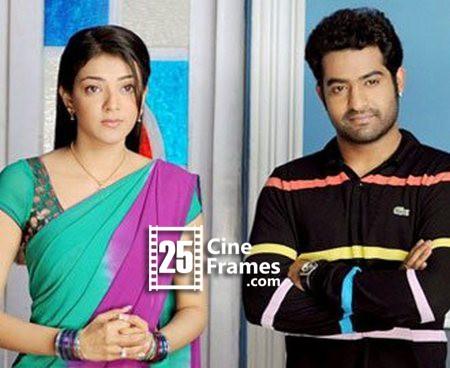 Kajal Agarwal is heroine in Jr NTR PuriJagannadh New Film