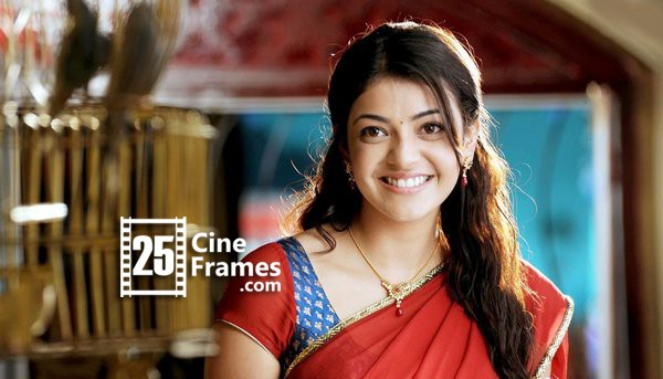 Kajal Demanding two crores for Jr Ntr Film!