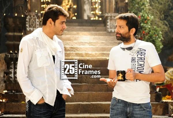 Mahesh Babu Trivikram Srinivas New 3rd Film details