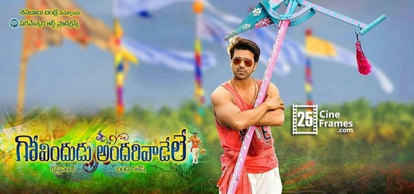 Ram Charan Govindudu Andarivadele Release Date Confirmed