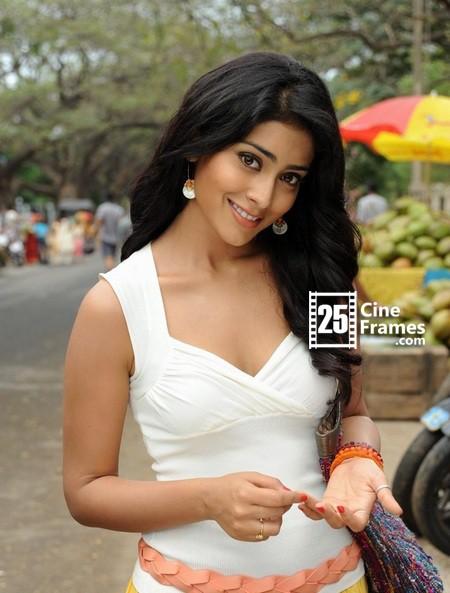 Shriya Saran in Pawan Kalyan Venkatesh Oh My God remake