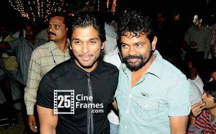 Sukumar to direct Allu Arjun again