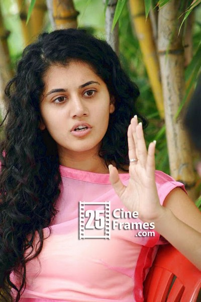 Taapsee Pannu promotes breast cancer awareness