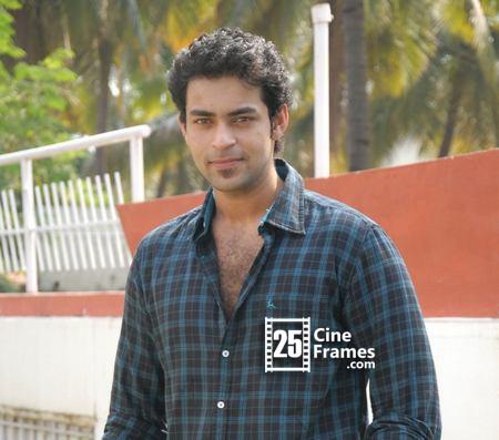 Varun Tej Gollabhama shifts to Yanam