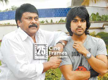 Chiranjeevi to Release GAV movie Trailer