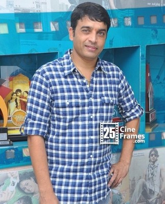 Dil Raju To Debut As an Actor in Geethanjali