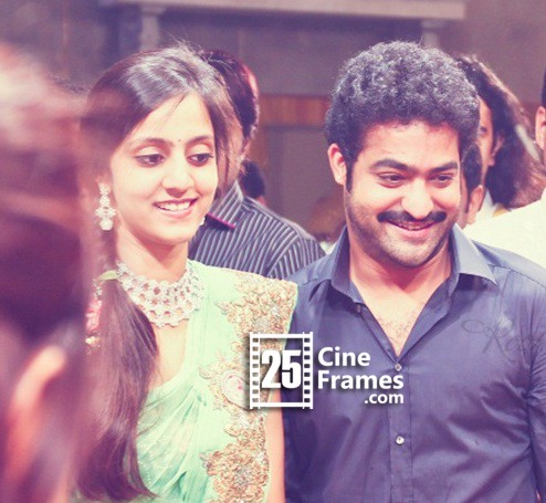 Junior NTR and Lakshmi Pranathi Blessed With a Baby Boy!