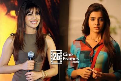 Priyanka Chopra made Samantha Prabhu Cry
