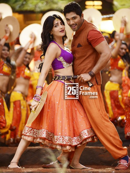 Race Gurram Total worldwide collections