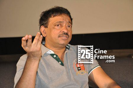Ram Gopal Varma Throws Mike on Live show