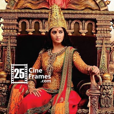 Rudhramadevi's Ceded rights sold for a record price