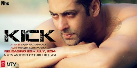 Salman Khan Kick Movie 1st Day Collections Details