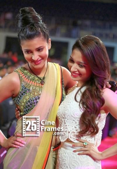 Shruti Hassan and Tamanna lip lock controversy