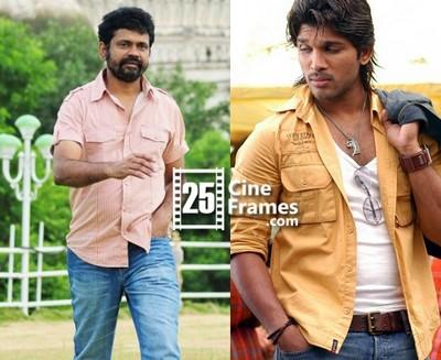 Sukumar Allu Arjun 3rd New Film from January
