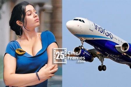 Charmme Kaur's brush with death Escapes Flight Mishap