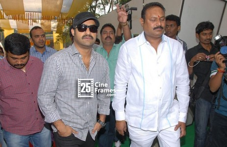 Jr NTR gave up 4 crores