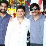 Jr Ntr, Allu Arjun launches Kick 2 movie1