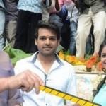 Mahesh Babu at Sr Naresh Son Naveen and Keerthi Movie Launch Photos