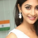 Pooja Hegde Latest White Frock Skirt HD Photos