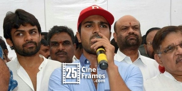 Ram Charan's Statement On 150th Film