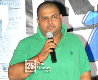 Thaman reacts on Aagadu music controversy