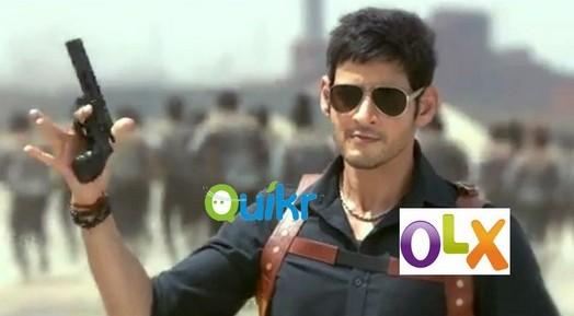 Buy Mahesh Aagadu movie Black tickets in black on Quikr and OLX