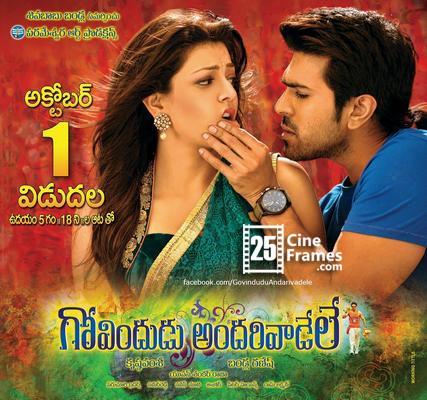 Govindudu Andarivadele Movie Censor Report