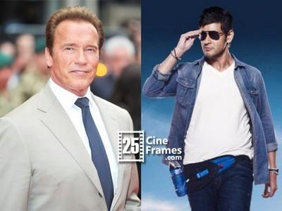 Mahesh Babu and Arnold Schwarzenegger to attend Ai Manoharudu's audio launch